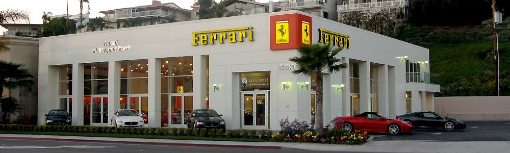 Ferrari Of Newport Beach Newport Beach Indy Directory
