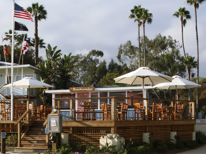 The Beachcomber At Crystal Cove Newport Beach Indy Directory
