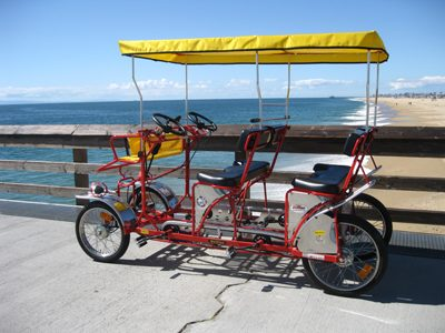 Seaside Bike Rentals