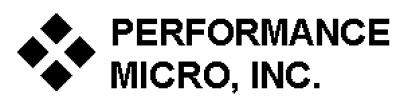 Performance Micro, Inc.