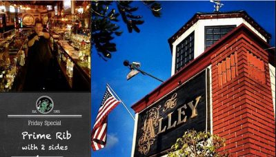 The Alley Restaurant & Bar