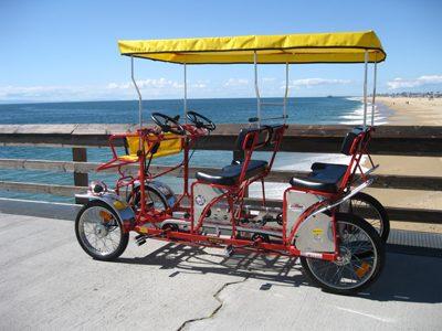 Seaside Bike Rentals