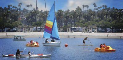 Moe B's Watersports at Newport Dunes Resort