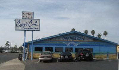 Cappy's Cafe & Cantina