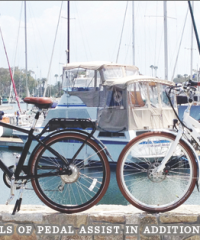 Pedego Electric Bikers, Rentals and Tours